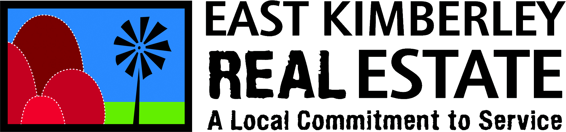 East Kimberley Real Estate - logo